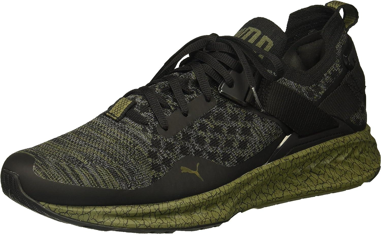 PUMA Men's Ignite Mail order cheap Limited price sale Evoknit Sneaker Lo 2 Hypernature
