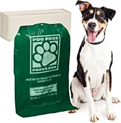 Dog Waste Bags | Extra Thick Pet Waste Bag | Eco-Friendly Doggy Poo Cleanup | Leak-Proof
