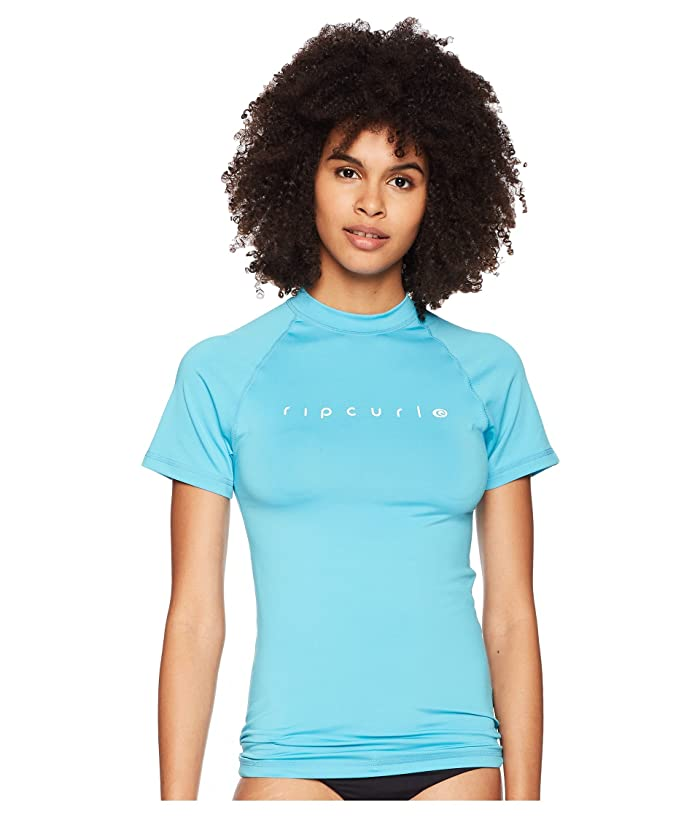 Rip Curl Womens Sunny Rays Relaxed Short Sleeve
