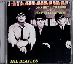 The Beatles Black & White Album Import CD - Chuck Berry & Little Richard vs Buddy Holly & Carl Perkins