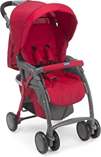 Chicco Simplicity Stroller, Red