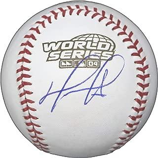 David Ortiz Boston Red Sox Signed Autographed Rawlings 2004 World Series Official Baseball COA