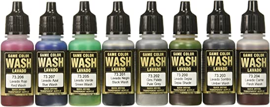 paint wash models