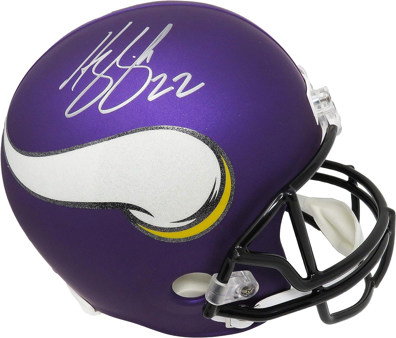 Harrison Smith Minnesota Vikings Riddell Full Size Replica Helmet
