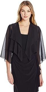 Women's Chiffon Hanky Short Bolero Jacket