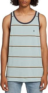 Volcom Men's Shaneo Striped Tank Top