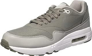 Nike Men's Air Max Ultra 2.0 Essential Tumbled Grey/Tumbled Grey Running Shoe 9 Men US