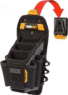 ToughBuilt - Technician 10 Pocket Pouch (Large)   15 Pockets & Loops, 3 Adjustable Pockets, Long/Short Tools, Holster Accessories, Multi-Tool Organizer (ClipTech Hub & Belts) (TB-CT-36-L10)