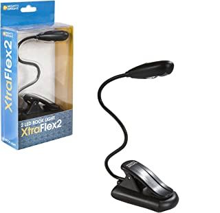 Mighty Bright Black Xtraflex 2 LED Book light (negro)