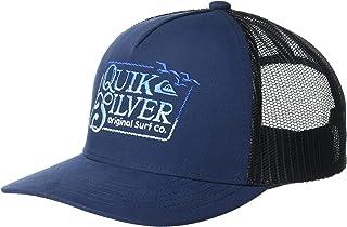 قبعة كويك سيلفر للرجال كلين ميس سناب باك قبعة سائق الشاحنة