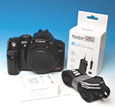 Canon EOS Digital Rebel DS6041 / 300D DSLR Camera - Black (Body Only)