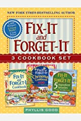 Fix-It and Forget-It Box Set: 3 Slow Cooker Classics in 1 Deluxe Gift Set Kindle Edition