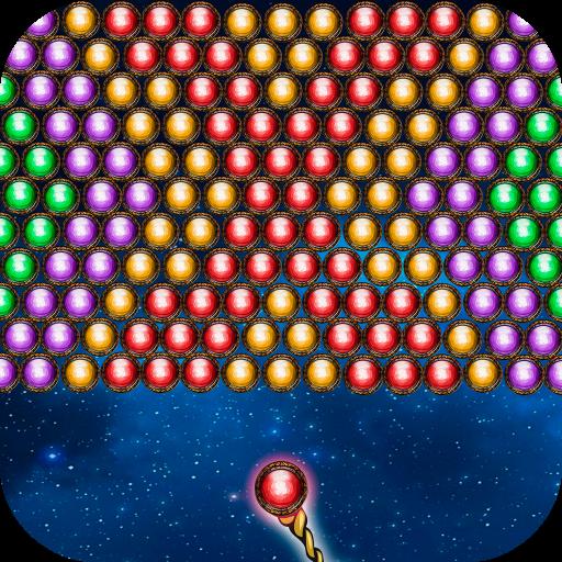 Bubble Shooter Magic Balls