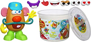 Mr Potato Head Cabeza de Patata Playskool Tater bañera Set