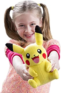 Peluche de Pikachu de Pokémon de Tomy con Licencia Oficial de 8 Pulgadas