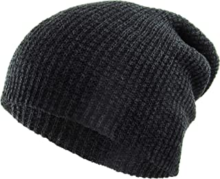 Comfortable Soft Slouchy Beanie Collection Winter Ski Baggy Hat Unisex Various Styles