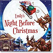Personalized TWAS' The Night Before Christmas Storybook