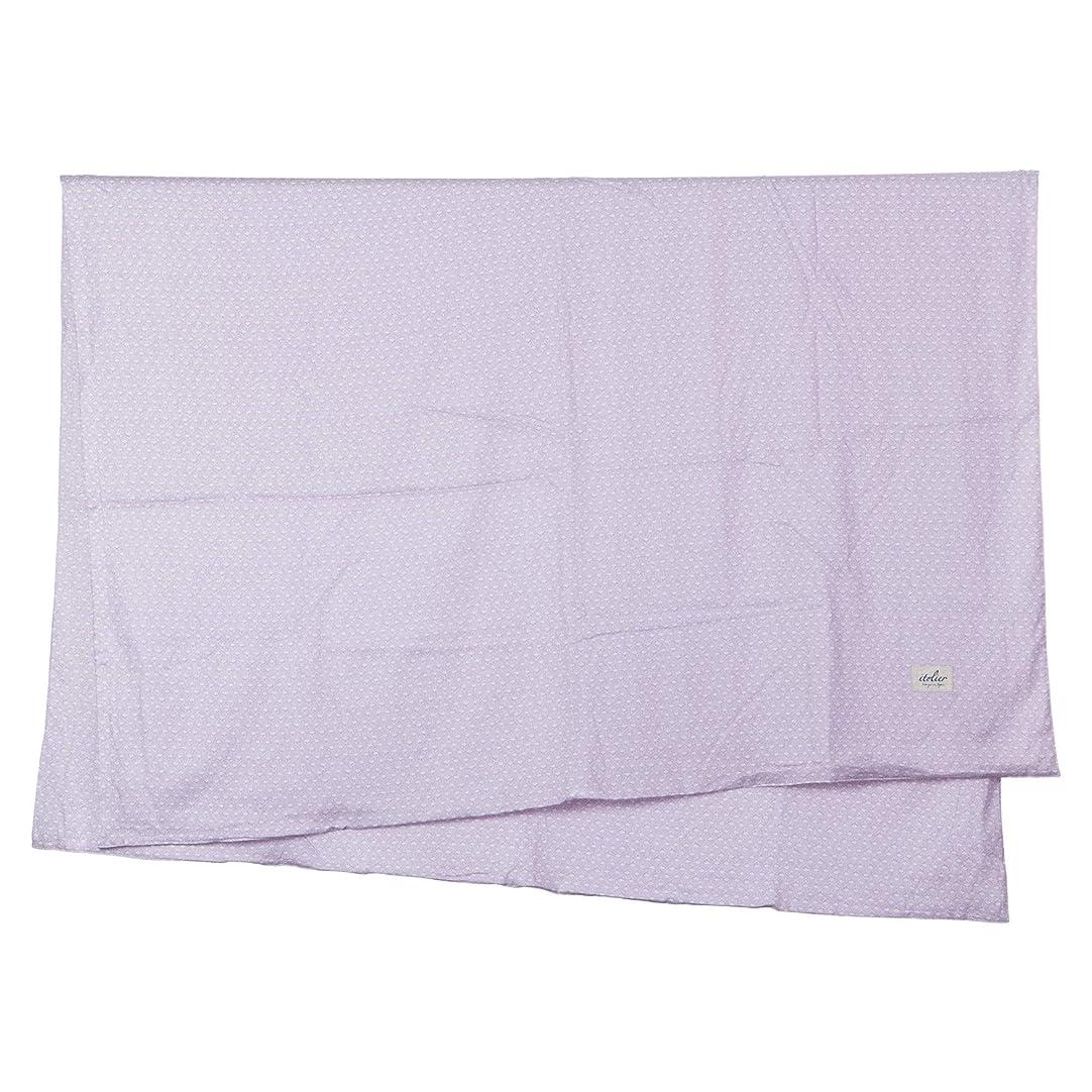 コート花婿動作西川(Nishikawa) 掛け布団カバー ピンク シングル イトリエ しなやか コットン リヨセル 日本製 着脱簡単 PI09850040P