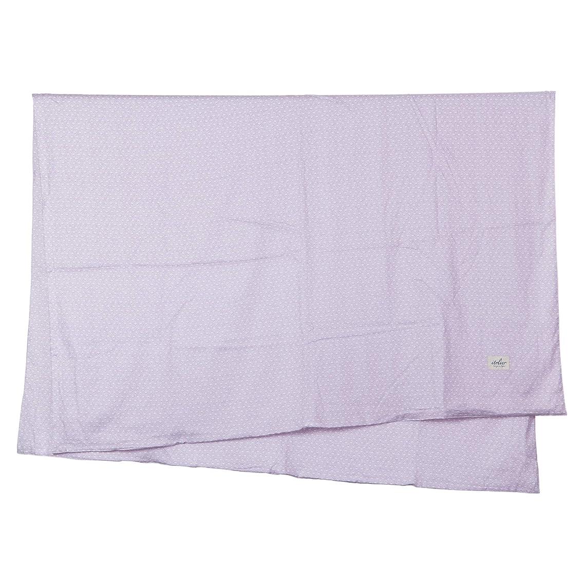 実際の赤字平手打ち西川(Nishikawa) 掛け布団カバー ピンク シングル イトリエ しなやか コットン リヨセル 日本製 着脱簡単 PI09850040P