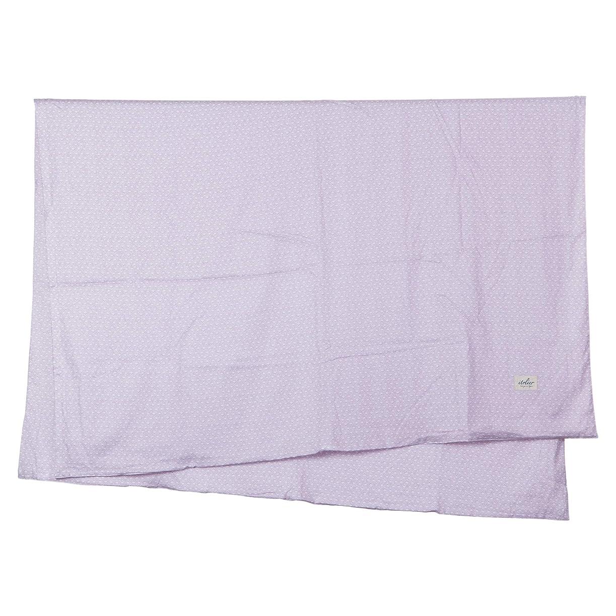 謎実業家準備した西川(Nishikawa) 掛け布団カバー ピンク シングル イトリエ しなやか コットン リヨセル 日本製 着脱簡単 PI09850040P