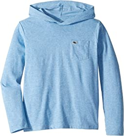 Long Sleeve Performance Edgartown Hoodie (Toddler/Little Kids/Big Kids)