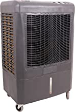 OEM TOOLS 23976 3-Speed Evaporative Cooler Area up to 950 Square Feet Oscillates to Provide Max Coverage & Air Flow Connect Directly to Hose for Always-on Cooling, 3100 CFM, Gray