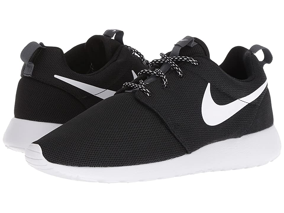 230da26f78d3 ... UPC 887226357992 product image for Nike Roshe One (Black White Dark Grey)  UPC 887226357992 product image for Nike Women s Roshe One Casual Sneakers  ...