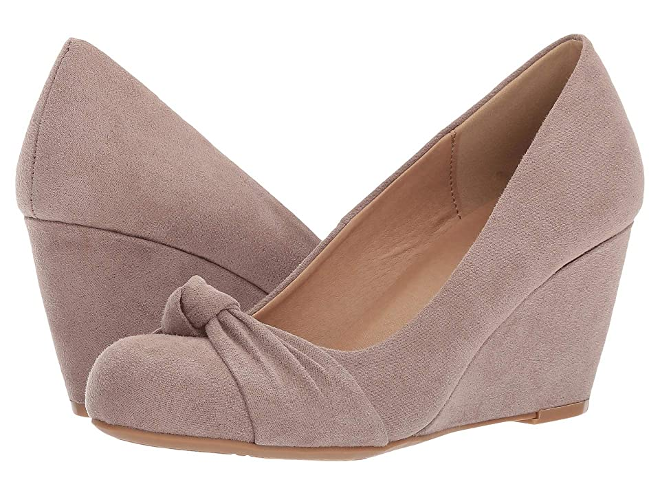 CL By Laundry Nerin (Pebble Taupe Suede) High Heels