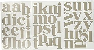 Dritz Iron-On Letters, White
