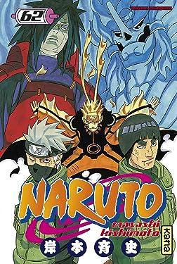 Naruto - Tome 62 (Shonen Kana) (French Edition)