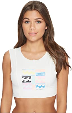 Billabong - Reissue Muscle Tank Rashguard