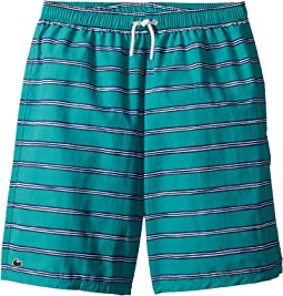 Hand Drawn Striped Swim Trunks (Little Kids/Big Kids)