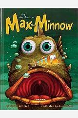 Adventures of Max the Minnow (Eyeball Animation) Hardcover
