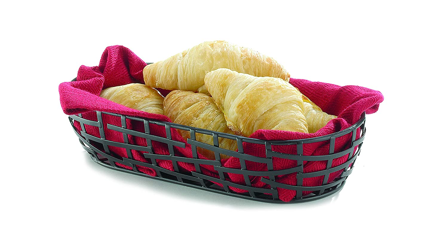 TableCraft Products BC1709 Basket Ranking integrated 1st place Oblong 9
