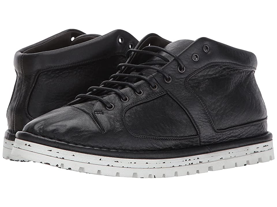 Marsell Gomme Leather Mid Top (Black) Women
