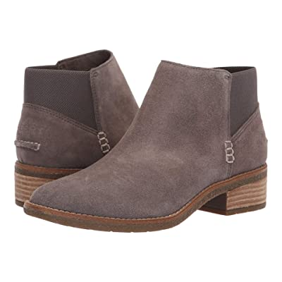 Sperry Maya Lani (Grey Suede) Women