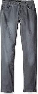 Guess Boys' Big Slim Fit 5 Pocket Smoke Wash Jean