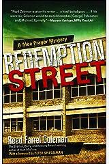 Redemption Street (Moe Prager Book 2) Kindle Edition