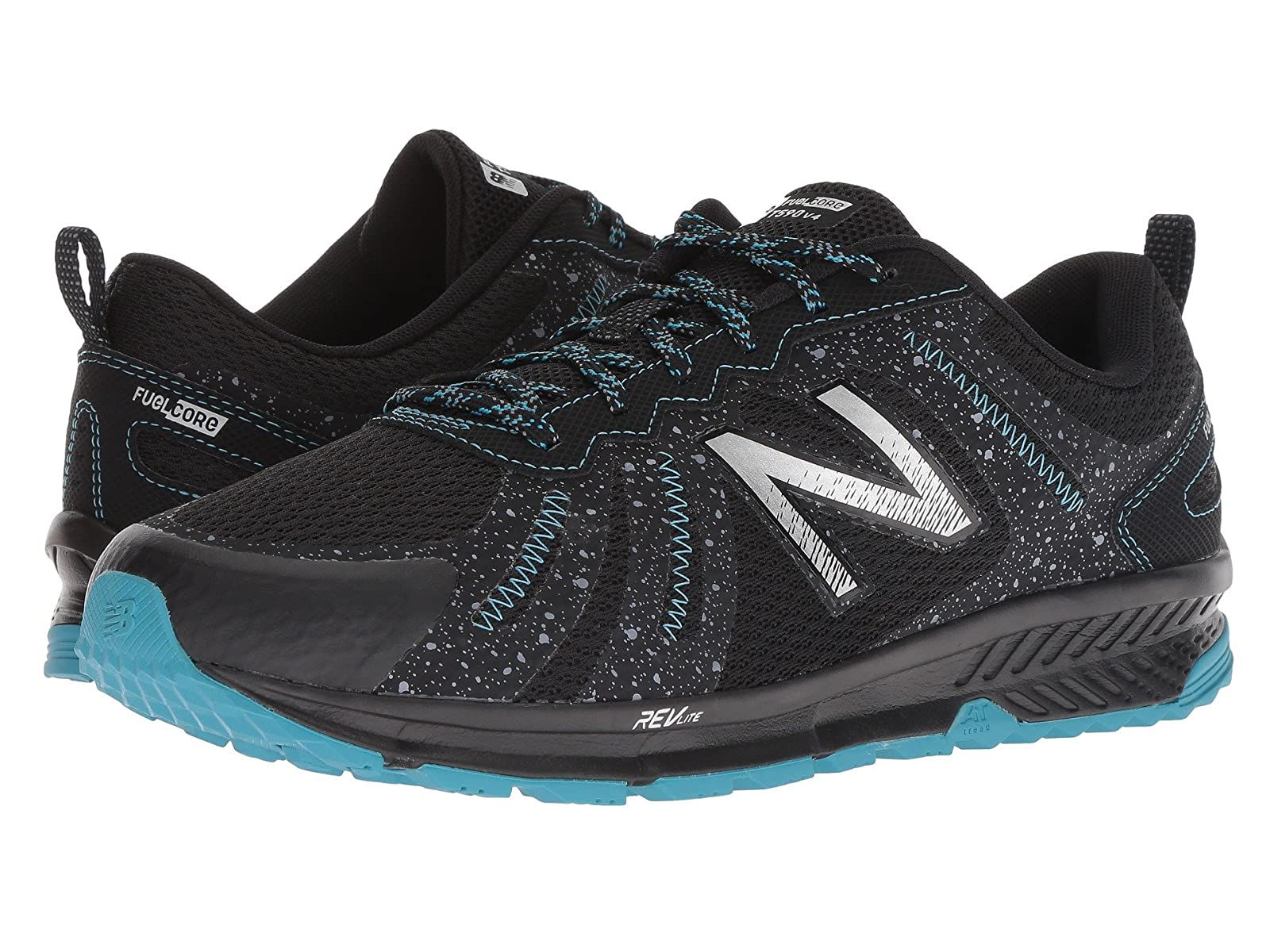New Balance Trail 590v4Atmospheric grades have affordable shoes
