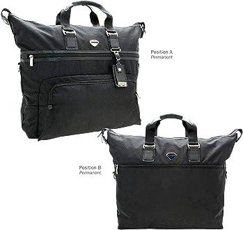 AdSpec NCAA Washington State Cougars Collegiate Valuables BagCollegiate Valuables Bag Black One Size