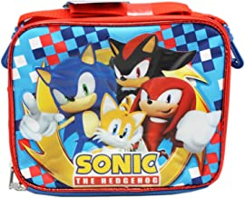 New Sonic, Shadow, Tails & Knuckles Lunch Bag/lunch Box-36295