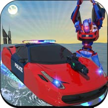 US Police Cop Robot Transformer: Police Chase in Cop Robot Car as NY Police Officer of Robot Games Muscle Robot Car Transformation in Robot Fighting Games Robot Battle Action Games Free for Kids Android Games Criminal Justice Fighting Project 2018
