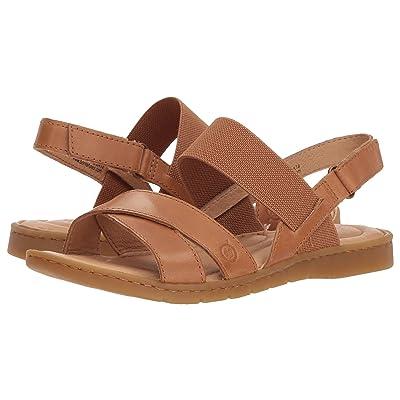 Born Zinnia (Light Brown Full Grain Leather) Women