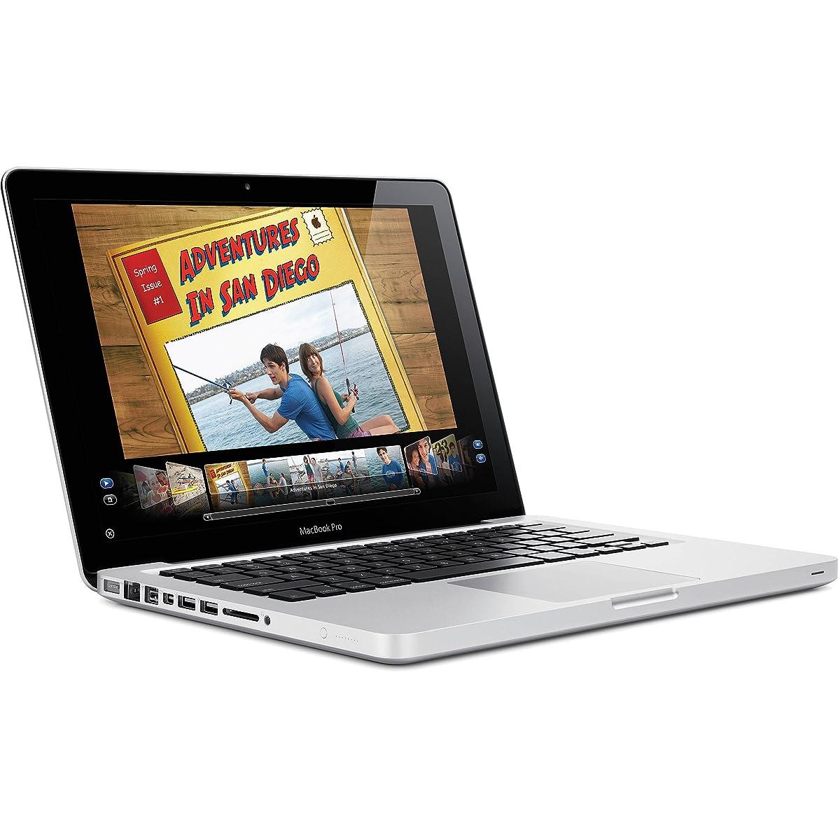 Apple MacBook Pro MC374LL/A 13.3-Inch Laptop (OLD VERSION) (Renewed)