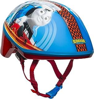 機関車トーマス ヘルメット 子供用 自転車 キッズ キャラクター プロテクター ベル BELL [並行輸入品]