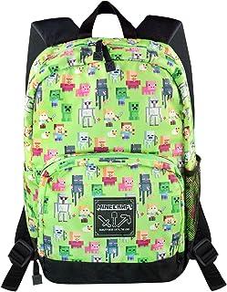 Minecraft Steve Overworld Sprites Backpack