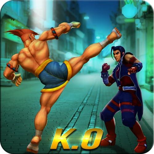 Real Hero Kung Fu Fighting Game