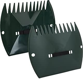 Lawn Claws Garden and Yard Leaf Scoops, 45TA