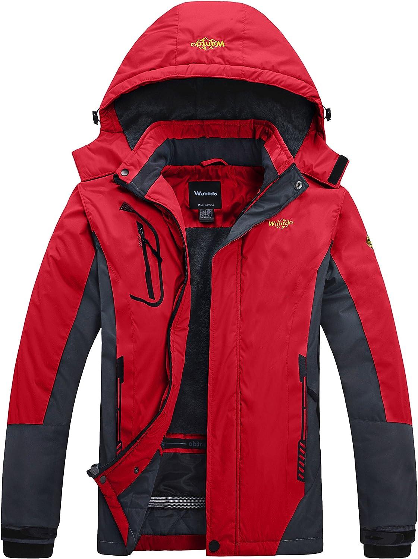Wantdo Men's Coat,Puffer Jacket