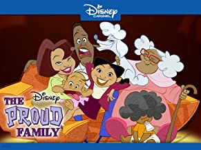 The Proud Family Volume 1